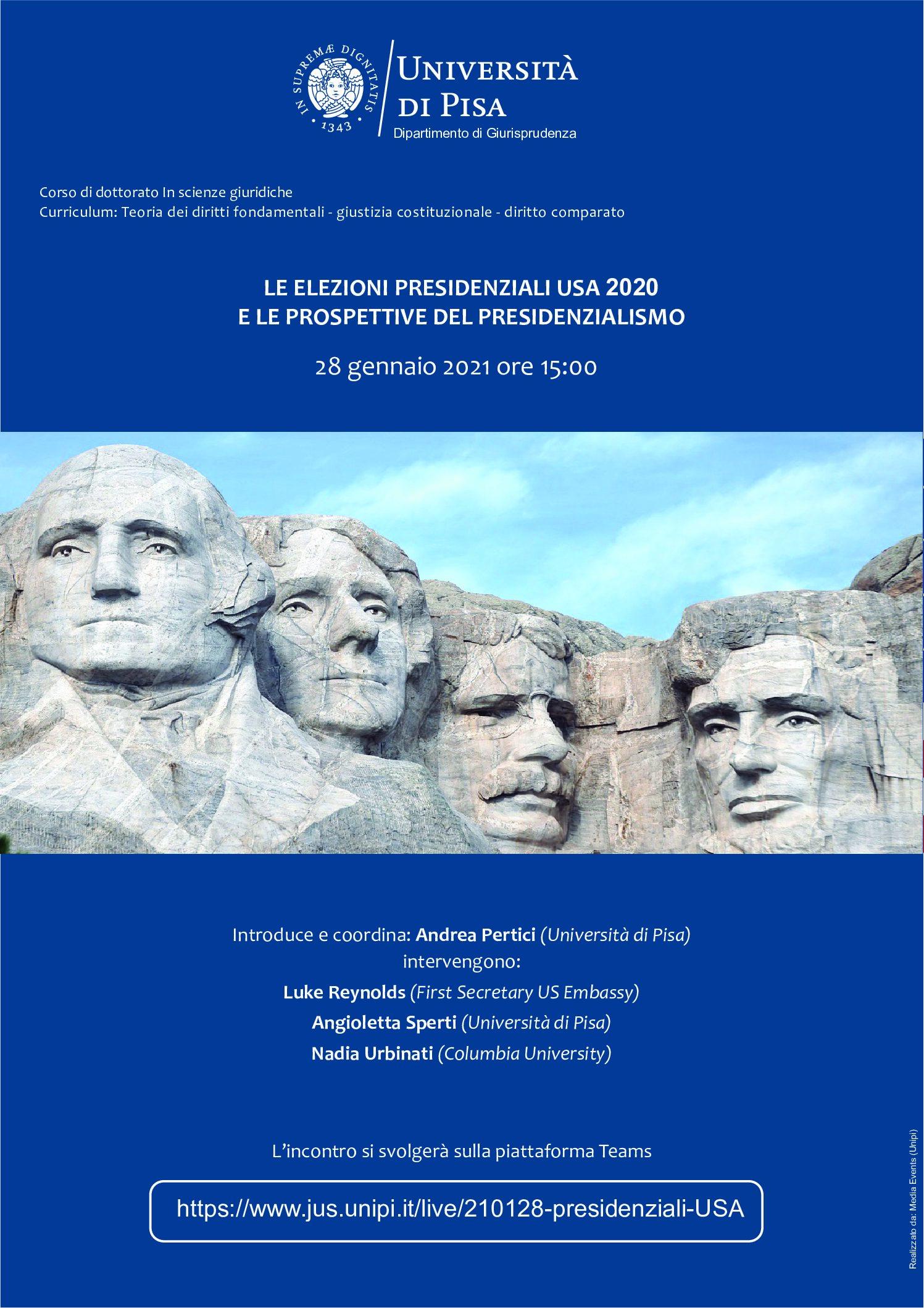 Le elezioni presidenziali USA e le prospettive del presidenzialismo